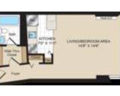 2400 Pennsylvania Avenue Apartments - Studio B