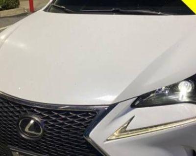 2017 Lexus NX NX Turbo F Sport