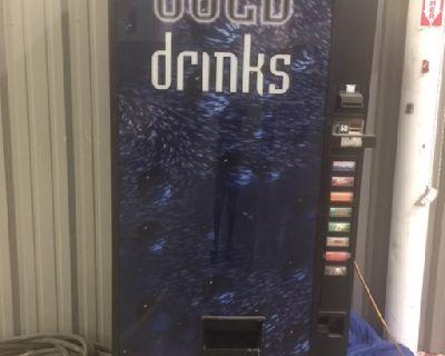 Soda Vending Machine (cans)
