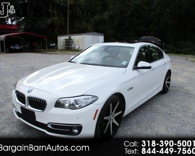 Used 2014 BMW 5-Series 535D