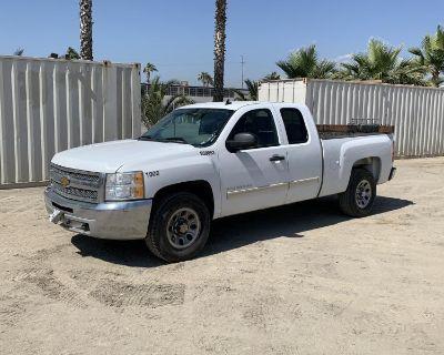 2013 CHEVROLET SILVERADO 1500 EXTENDED CAB PICKUP TRUCK