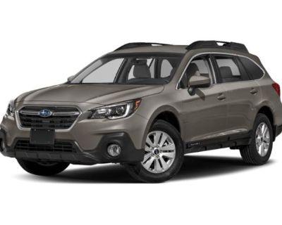 Pre-Owned 2019 Subaru Outback Premium AWD Sport Utility
