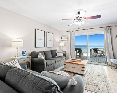Waterfront Family-friendly Townhouse W/shared Pool, Wifi, Private Washer/dryer - Pensacola Beach
