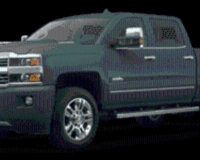 2018 Chevrolet Silverado 2500HD High Country Crew Cab Standard Box 4WD