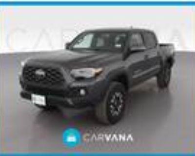 2020 Toyota Tacoma Gray, 22K miles