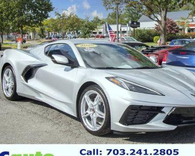 2020 Chevrolet Corvette 1LT