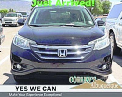 HONDA 2012 CR-V EX-L SUV, Automatic, All Wheel Drive, 5 Speed, 109k miles, Stock...