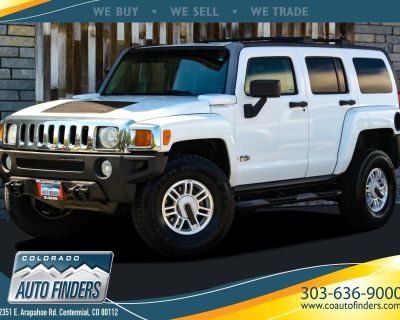 Used 2006 HUMMER H3 4WD 4dr SUV Adventure