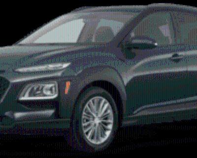 2019 Hyundai Kona Limited FWD DCT
