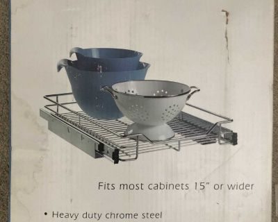 Cabinet organizer
