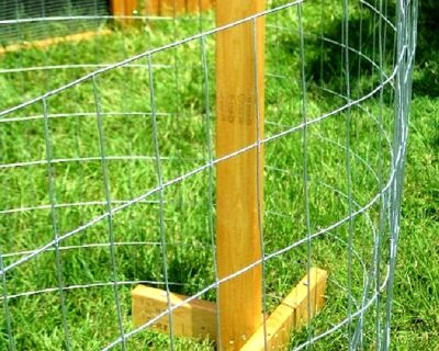 ON SALE- Portable Chicken Fence Kit For Free Range Chicken Coop