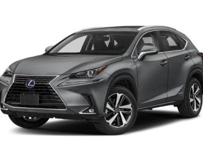 New 2021 Lexus NX Hybrid NX 300h With Navigation & AWD