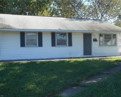 2000 Rawood Dr, Hampton, VA 23663 4 Bedroom House
