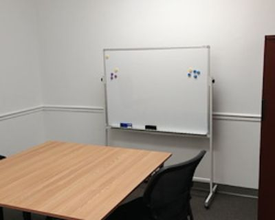 Private Office for 3 at 5570 Sterrett Place Suite 201