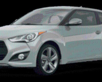 2016 Hyundai Veloster Turbo Manual