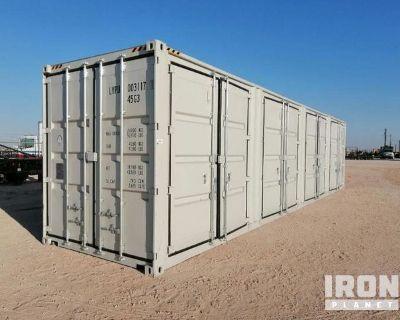 High Cube Storage Container - Unused