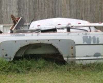 93 Chevy 1 ton body