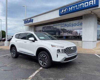2021 Hyundai Santa Fe Hybrid SEL Premium