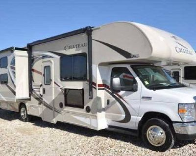 By Owner! 2018 32 ft. Thor Chateau 30D w/2 slides