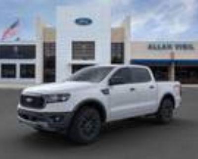 2021 Ford Ranger White