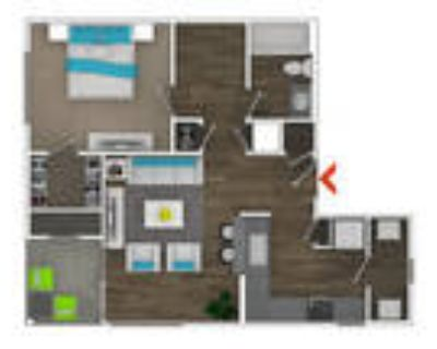 Monroe Place Apartments - 1 Bedroom
