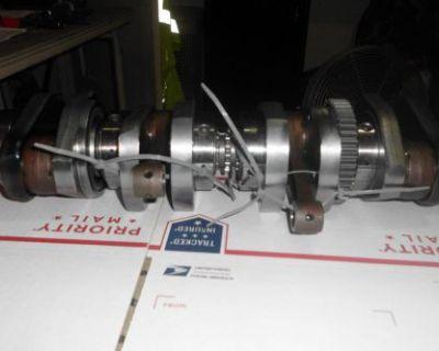 Gs Pearson Race Crank/dragbike Parts/gs1100/gs1150/suzuki/dragbike