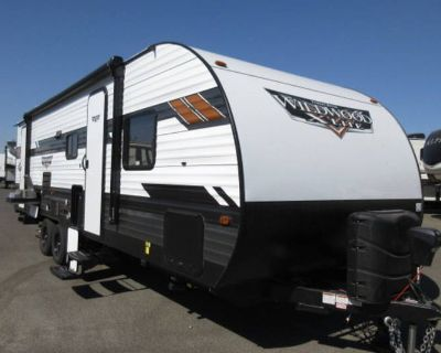 2022 Forest River Wildwood X-Lite Midwest 263BHXL
