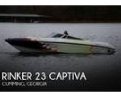 23 foot Rinker 23 Captiva