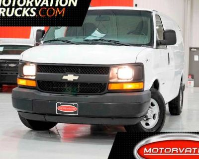 2015 Chevrolet Express Cargo Van Base