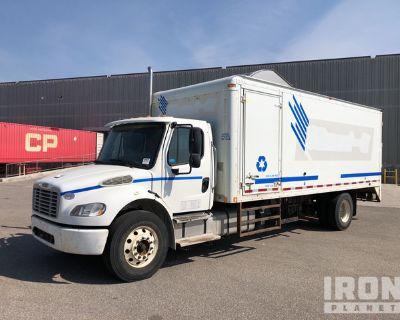 2013 Freightliner M2 106 4x2 Paper Shredder Truck