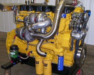 Caterpillar 3406 C-15 Acert Engine & Bosch Manual Fuel Pump Best Of New Breed