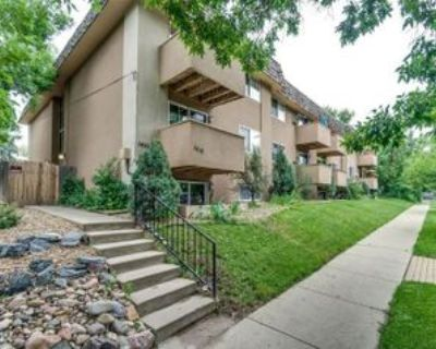 1410 York St, Denver, CO 80206 1 Bedroom Condo