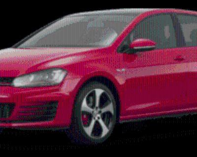 2017 Volkswagen Golf GTI Autobahn 4-Door DSG