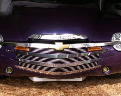 2003-2006 Stainless Steel Polished Grilles