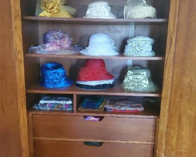 Hats, Bags, Clothes, and More GALORE in Lawrenceville!