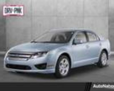 2011 Ford Fusion Blue, 254K miles