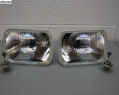 "NEW H4 Headlights for Rabbit - 5""x7"""