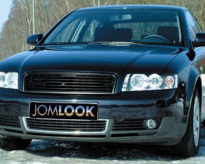 '01 - '05 Rare Audi A4 B6 Badgeless Sport Grill Grille - Jom - Subtle Classy 8e