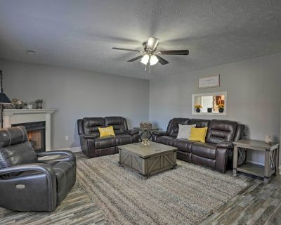 NEW! Cozy Townhome, Close to WVU/Historic District - Morgantown