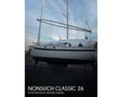 26 foot Nonsuch 26