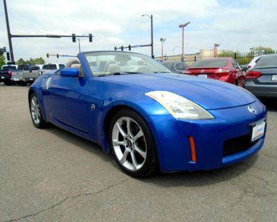 Used 2005 Nissan 350Z 2dr Roadster Touring Manual
