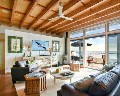 Exclusive Oceanfront Cayucos Loft! Amazing Views. - Cayucos