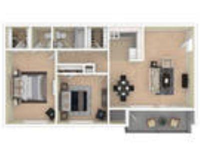 Del Vista Apartments - 2 BEDROOM - 1.5 BATH