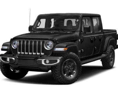 New 2021 Jeep Gladiator Overland 4x4 Truck Crew Cab