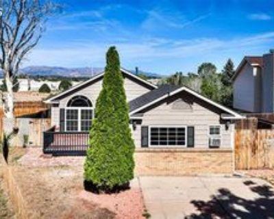 3260 Simmelink Loop, Colorado Springs, CO 80916 4 Bedroom Apartment