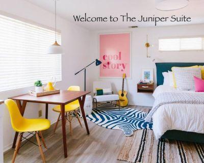 The Juniper Suite: Redlands Smart Home & Courtyard - Redlands