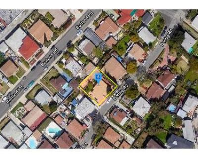 2 Bed 2 Bath Preforeclosure Property in Los Angeles, CA 90032 - Bohlig Rd