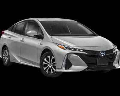 New 2021 Toyota Prius Prime LE FWD 5