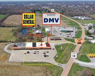 Space Available at McLeansboro Shopping Center