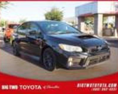 2020 Subaru WRX Black, 18K miles